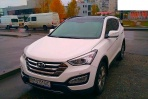 Hyundai Santa Fe Limited Edition