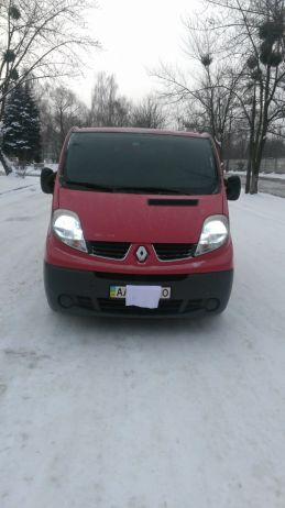 Renault Trafic ГРУЗПАС