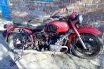 Мотоцикл Классик Днепр