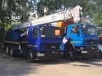 Автокран КС-55727-С-12 на шасси МАЗ-6312С3