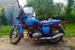 Мотоцикл Классик Планета