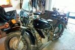 Мотоцикл Классик К-750
