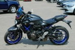 Мотоцикл Стритбайк Yamaha MT 07 ABS Racing Blue