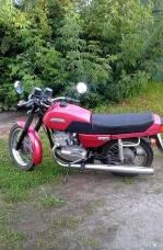 Мотоцикл Классик Java 638