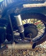 Мотоцикл Кастом Урал