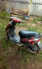 Мотоцикл Скутер Viper
