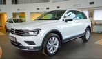 Volkswagen Tiguan Highline 4Motion