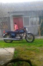 Мотоцикл Классик иж юпитер 4