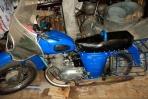 Мотоцикл Классик ИЖ планета-2