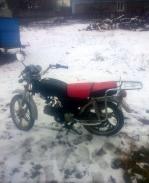 Мотоцикл Роллер Продам МОТО МОТОРОЛЛЕР alpha 110
