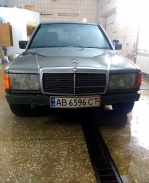 Mercedes C-Class 190