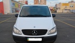 Mercedes Vito extra long