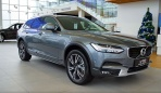 Volvo V90 Cross Country Inscription