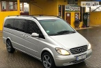 Mercedes Viano Long Trend