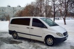 Mercedes Vito 115 Long