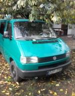 Volkswagen Multivan 2.4 D MT (75 л.с.)