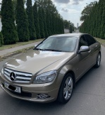 Mercedes C C 200 CGI BlueEFFICIENCY AT (184 л.с.)