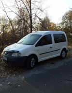 Volkswagen Caddy 1.4 MT (80 л.с.)