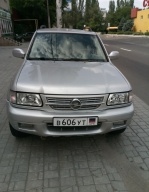 Opel Frontera 2.2 DTI AT (116 л.с.)