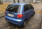 Daewoo Matiz 0.8 AT (51 л.с.)