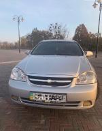 Chevrolet Lacetti 1.8 MT (122 л.с.)
