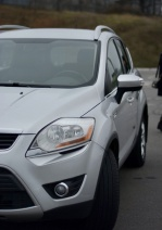 Ford Kuga 2.0 TDCi PowerShift AWD (140 л.с.)