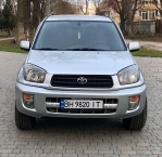 Toyota RAV4 2.0 AT AWD (150 л.с.)