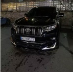 Toyota Land Cruiser Prado 2.7 AT AWD (161 л.с.)