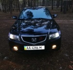 Honda Accord Type S 2.4 AT (190 л.с.)