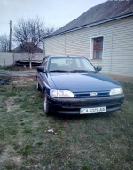 Ford Orion 1.6i CL МТ (90 л.с.)