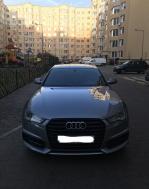Audi A6 2.0 TFSI S tronic (252 л.с.)