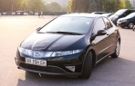 Honda Civic 1.8 I-SHIFT (140 л.с.)