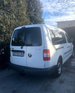 Volkswagen Caddy 1.9 TDI AT (75 л.с.)