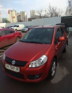 Suzuki SX4 1.6 AT (107 л.с.)