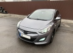 Hyundai i30 1.6 AT (130 л.с.)