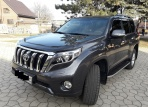 Toyota Land Cruiser Prado 3.0 D AT 4WD (5 мест) (173 л.с.)