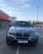 BMW X3 xDrive28i AT (245 л.с.)