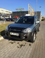 Hyundai Tucson 2.0 MT 4WD (142 л.с.)