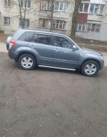 Suzuki Grand Vitara 2.7 AT (185 л.с.)