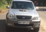 Hyundai Terracan 2.9 AT 4WD (174 л.с.)
