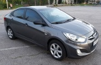 Hyundai Accent 1.4 AT (107 л.с.)