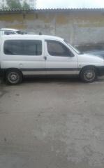 Peugeot Partner 1.9 D MT (70 л.с.)
