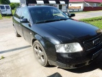 Audi A6 ресталінг