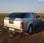 Nissan Navara 2.5 dCi Turbo AT 4WD (190 л.с.)