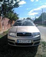 Skoda Fabia 1.4 МТ (75 л.с.)