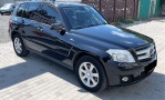 Mercedes GLK GLK 220 CDI 7G-Tronic Plus 4Matic (170 л.с.)