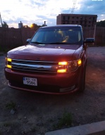 Ford Flex 3.5 TI-VCT  AT FWD (287 л.с.)