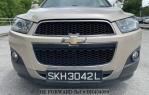 Chevrolet Captiva 2.4 AT (7 мест) (167 л.с.)
