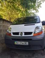 Renault Trafic 1.9 dCi MT (100 л.с.)