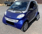 Smart Fortwo 0.6 AT (70 л.с.)